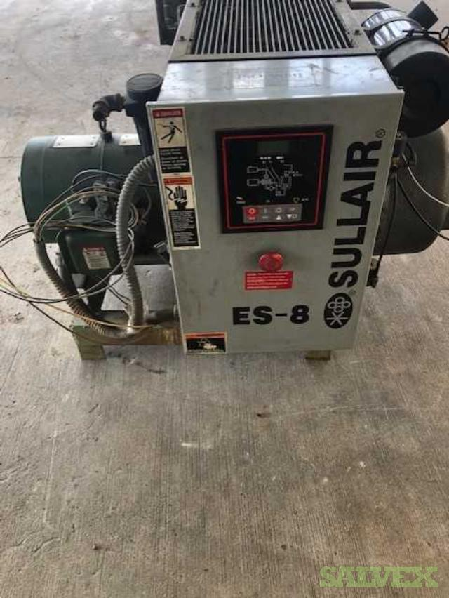 Sullair ES-8  Compressor 440 Volts ( 1 )