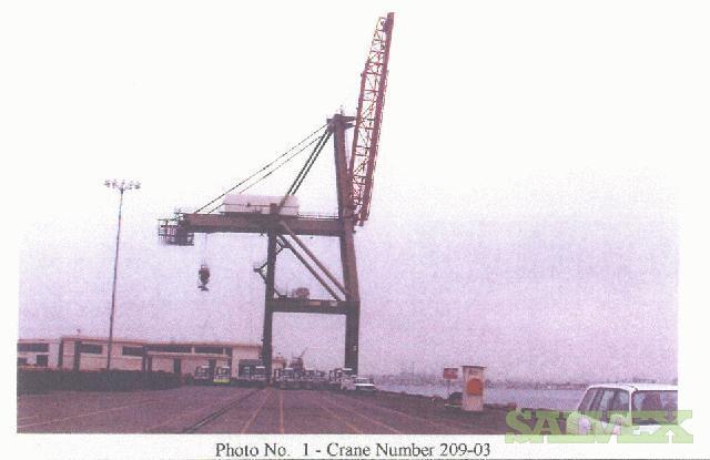 PACECO Gantry Cranes