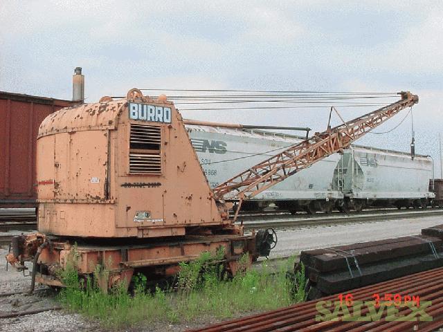 Burro Crane