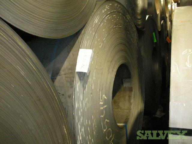 Hrpo Steel Coils Salvex