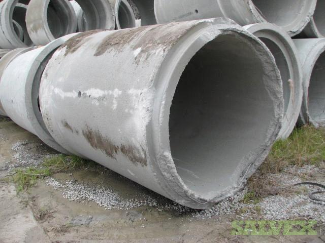 Concrete Pipe Culverts Salvex