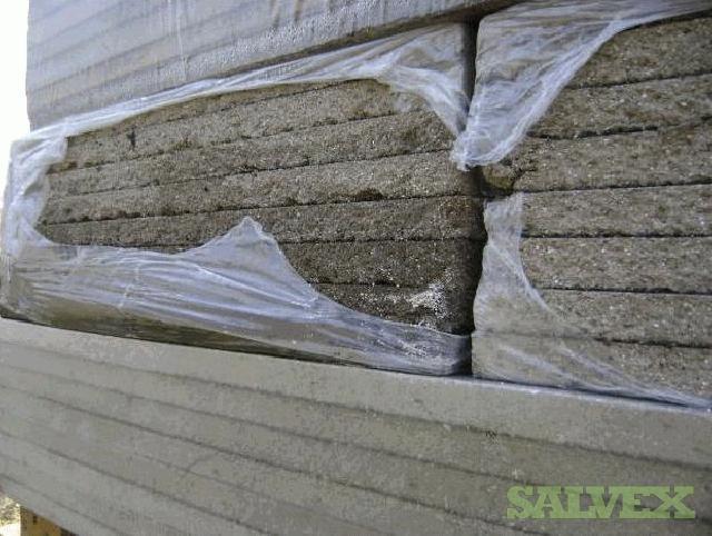 Johns Manville Fesco Insulation Board Salvex