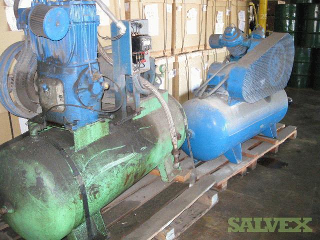 Air Compressor 2 Units