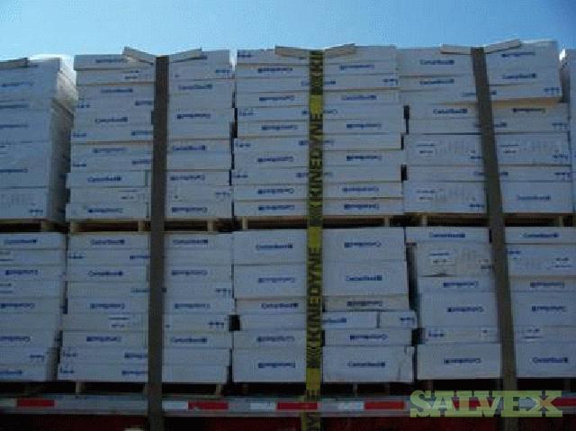 CertainTeed Ceiling Tile U0026 Material   1 Truck Load   Salvex