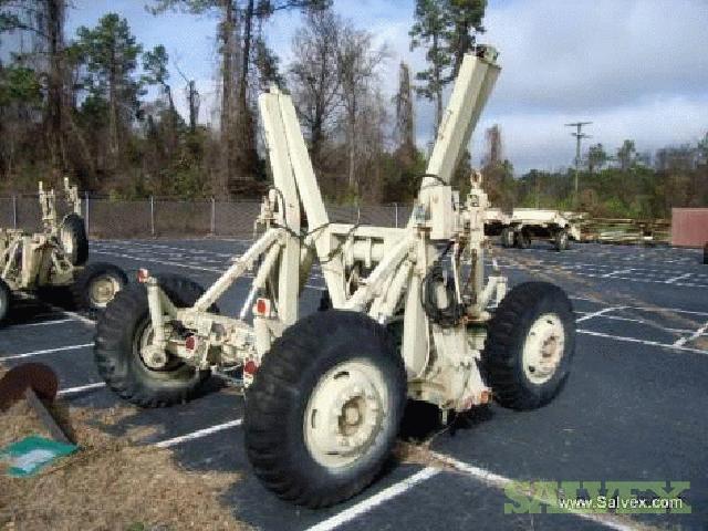 11 Gichner M1022 Expandable Shelter Dollies Mobilizer