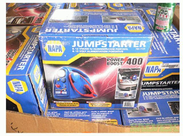 NAPA Power-Boost Jumpstarters