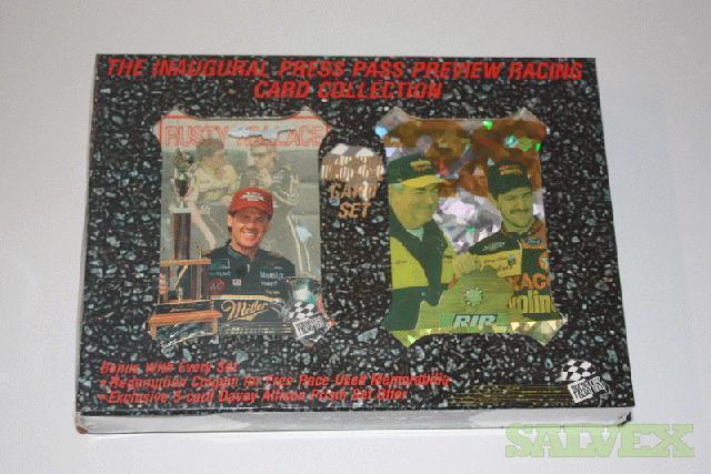 1993 Press Pass Nascar Racing Cards