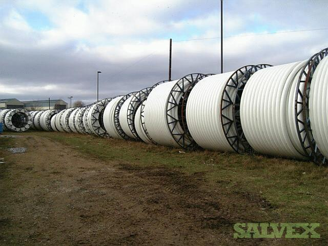 Kevlar Reinforced Thermoplastic Pipe Salvex