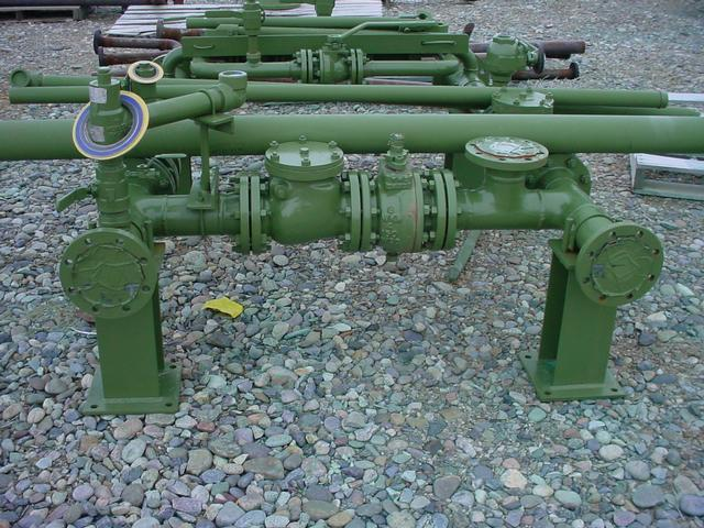 Oilfield Equipment - Blowcase Pressure Vessel, Gas Dryer Pressure