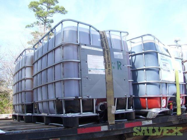 Bayer Liquid Chemical Totes