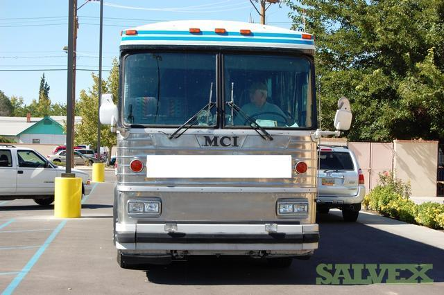 Motor Coach MCI MC8 Crusader 1978