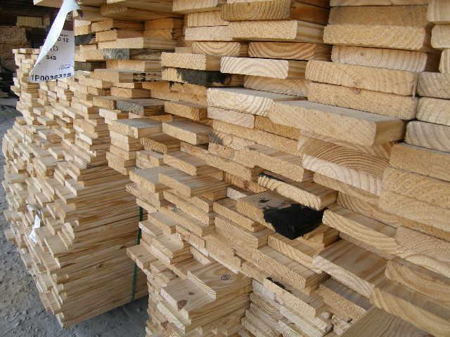 Lumber - 12 Bundles