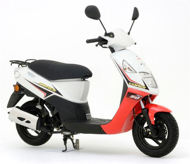 (71) Daelim Cordi Scooters