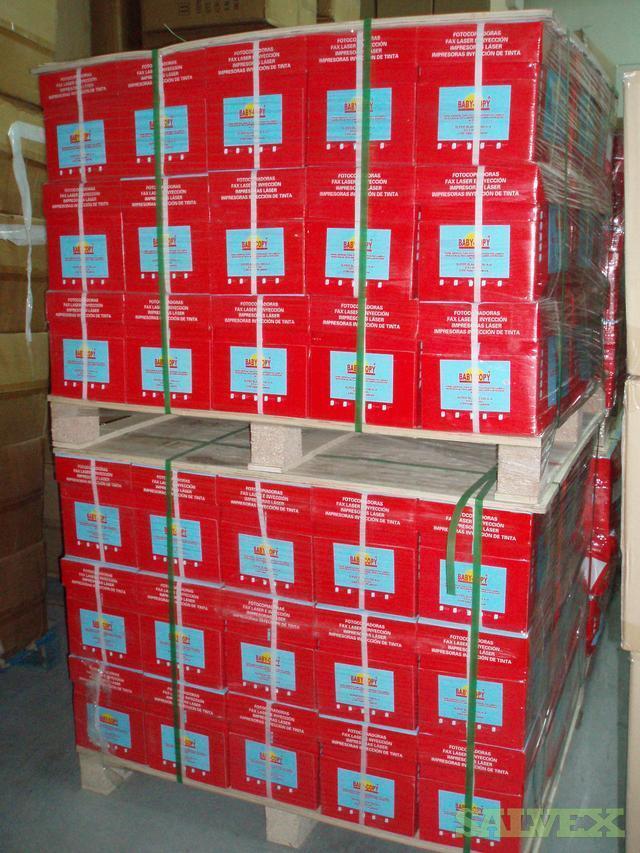 A4 Paper Reams, 358 Cartons (1790 REAMS)