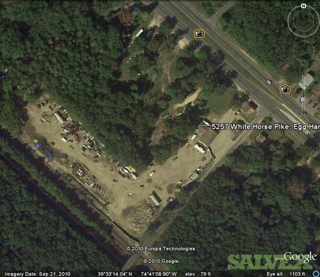 Salvage/ Scrap Metal Yard, (6 Acres on Rail & Busy Highway)
