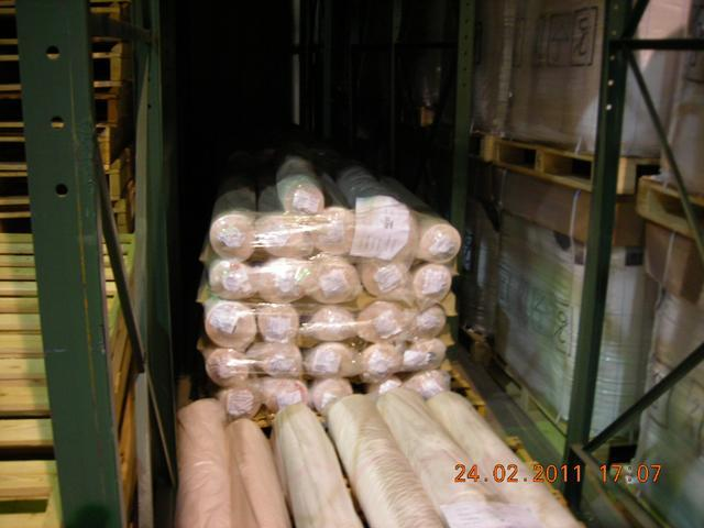 100% Polyester High Density Woven Fabric (67,047 Yds.)