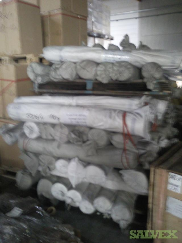 110 Bales of Fabric