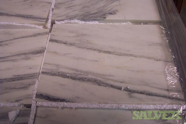 Vermont Danby Marble : Vermont danby white marble tiles salvex