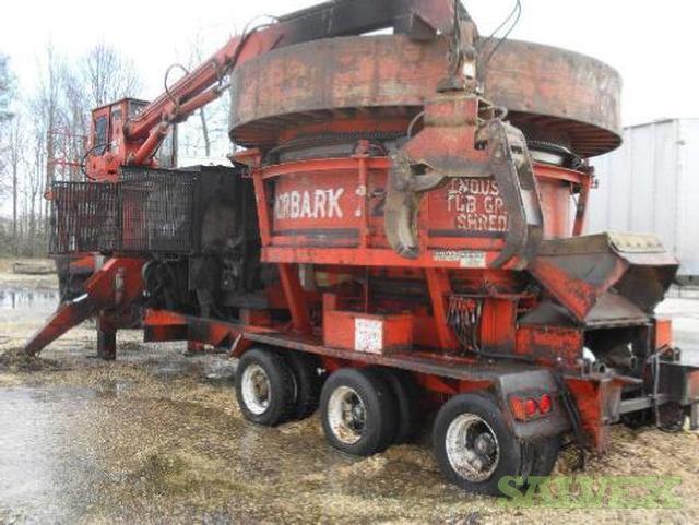 Morbark 1200 Tub Grinder - Auction Closed | Salvex