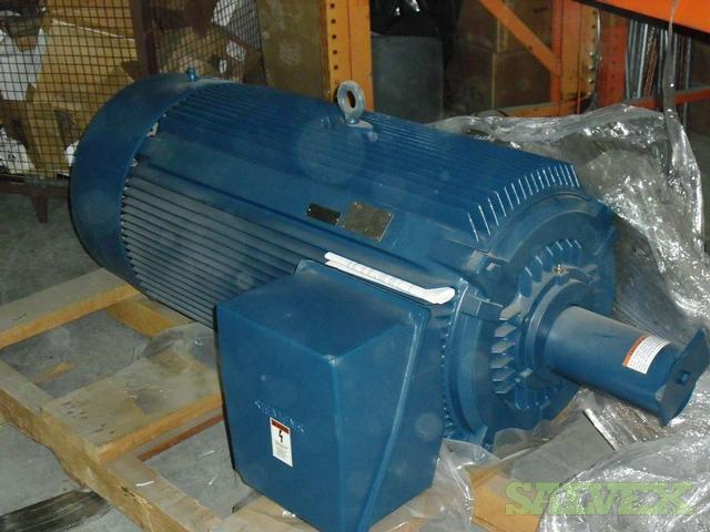 300hp Siemens Electric Motor With Disc Filter System