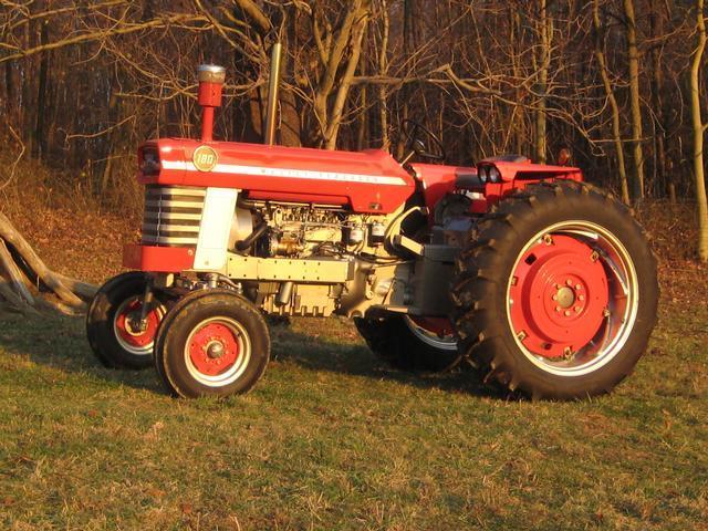 1967 Massey Ferguson 180 Tractor | Salvex