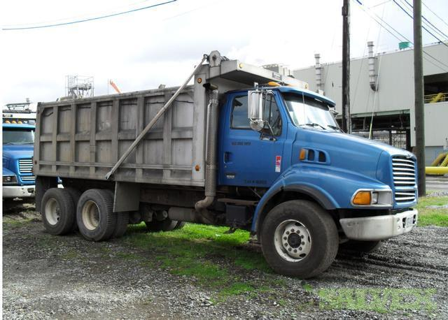 2000 Sterling Tk Used Dump Truck