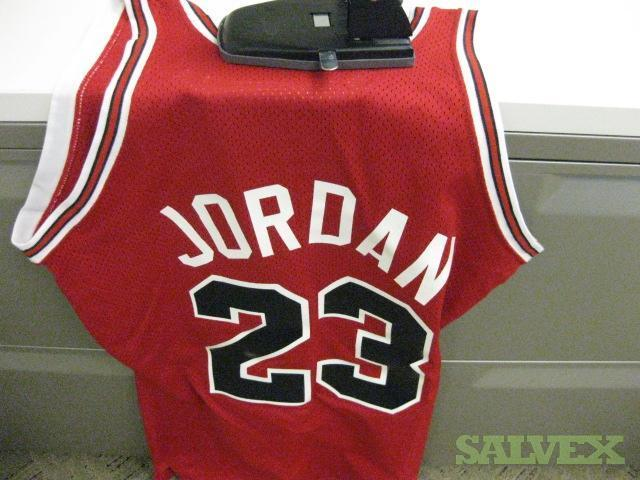 new arrival 55e2c bad9e Michael Jordan Game Worn Rookie Year Jersey | Salvex