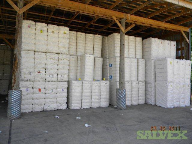 Reconditioned Cotton Bales (1,412 bales)