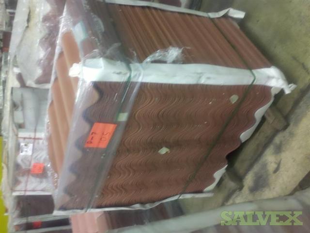 Maxitile P7 Amp P10 Terra Cotta Roofing Tiles Salvex