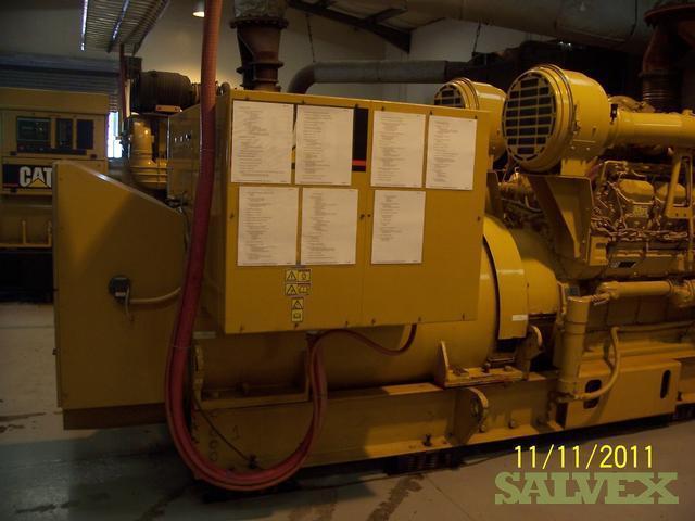 Caterpillar Generator Set 3516B, Damaged | Salvex