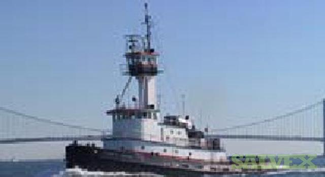 109 Ft Offshore Vessel