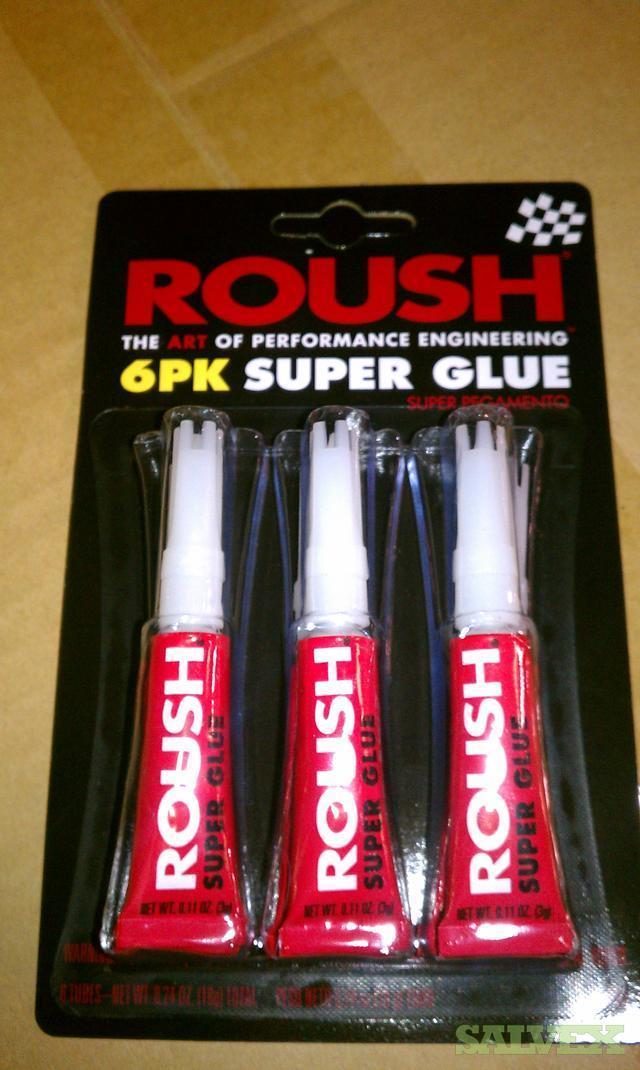 Super Glue Roush Brand Salvex
