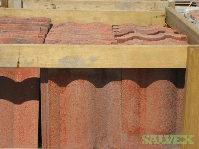 Monier Villa Concrete Roofing Tiles Salvex
