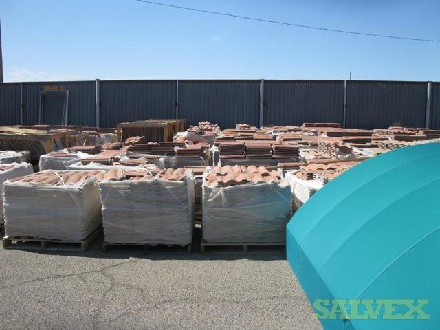 Monier Villa Concrete Roofing Tiles Salvex