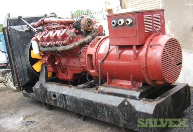 Scania Diesel Generator Dsc 1415