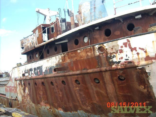 Cargo Vessel (Light Weight: 300 MT )