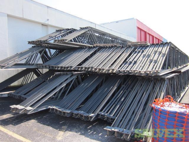 94 Steel Trusses Salvex