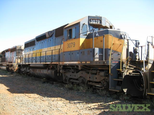 EMD (SD40) , Locomotive Unit#3079