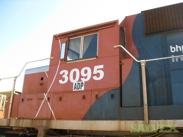 EMD (SD40) , Locomotive Unit#3095