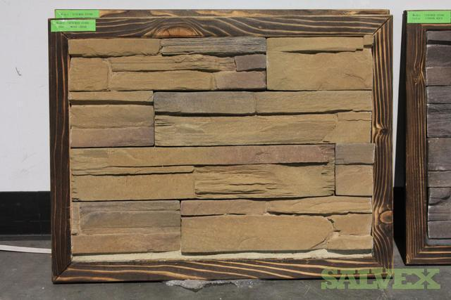 Manufactured Stacked Stone - Houston