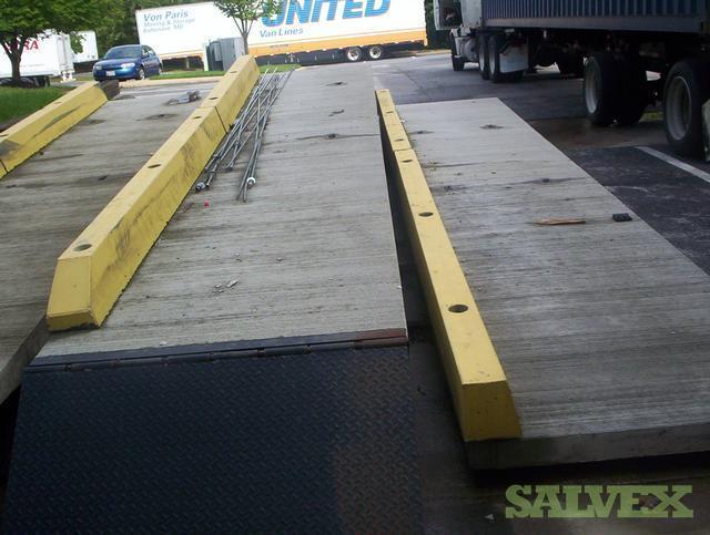 31 Portable Concrete Ramp Salvex