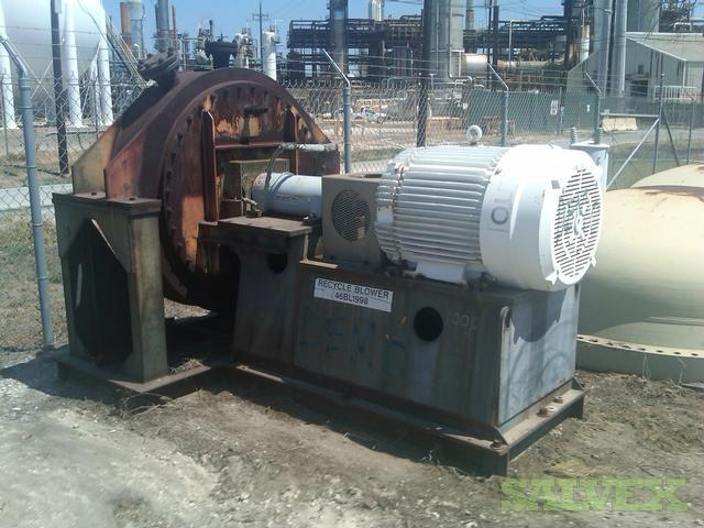 Recycling Plastic Blower : Recycle blower salvex