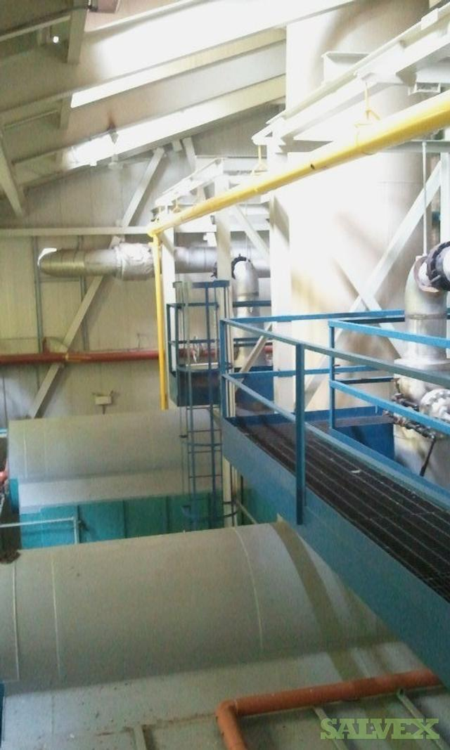 Entire Boiler Plant - Steam Boilers and Associated Equipment | Salvex