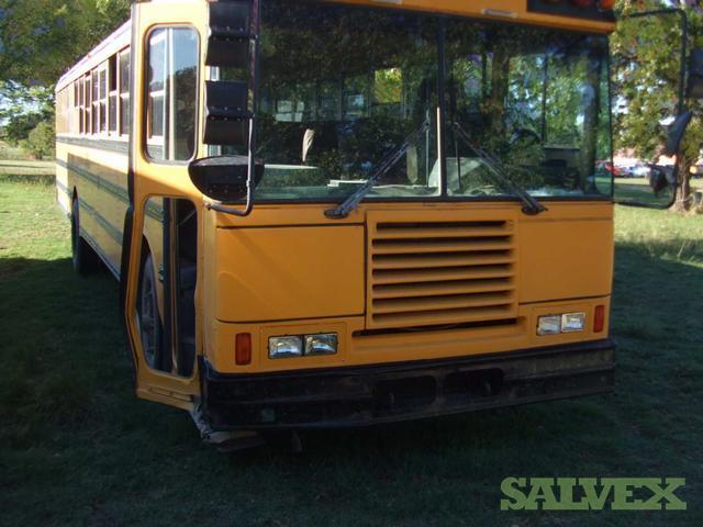 1996 Carpenter School Bus