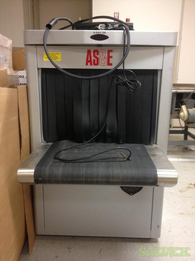 As Amp E Gemini X Ray Machine Salvex