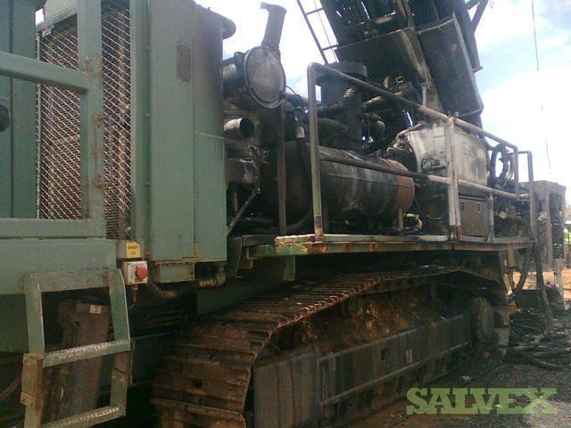 2008 Schramm T685WS (RG28)-RG28 Tracked Rough Terrain Drill Rig