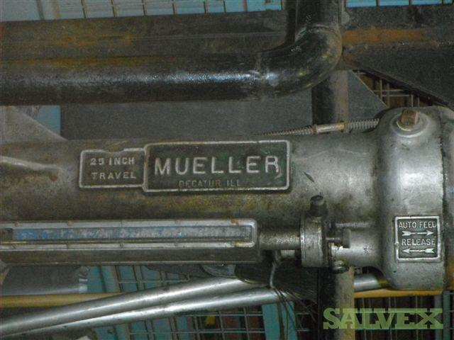 mueller tapping machine for sale