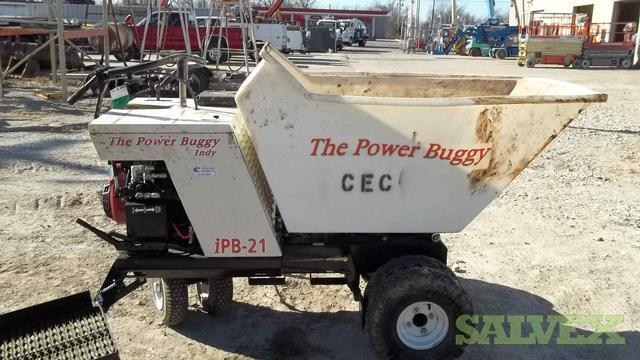 Cement Cart / Concrete Buggy | Salvex