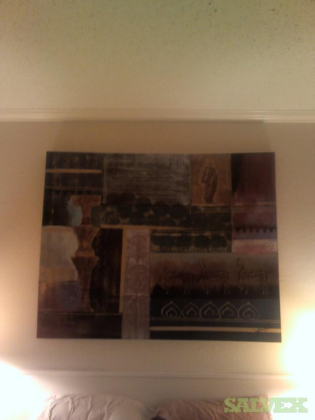 Euro Design Painting on Canvas