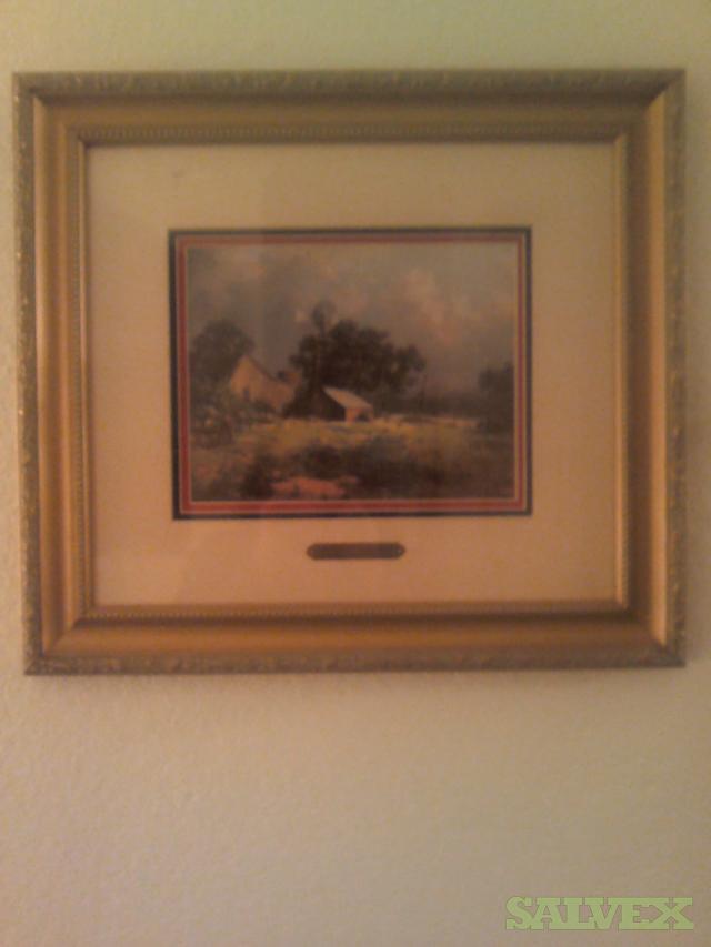 Dalhart Windberg Framed Print Memorable Springtide